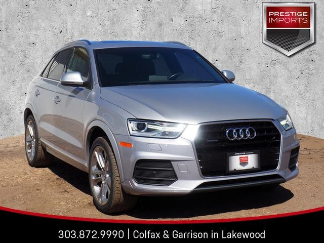 Certified Pre-Owned 2016 Audi Q3 2.0T Premium Plus