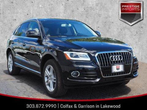 Certified Pre-Owned 2015 Audi Q5 3.0 TDI Premium Plus