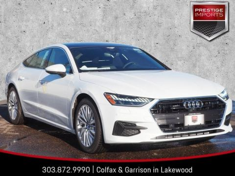 New Audi A7 In Denver Co Shop Our Inventory Of New A7 Models