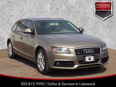 Pre-Owned 2009 Audi A4 2.0T Avant